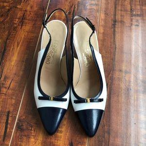 Ferragamo Vintage Heels